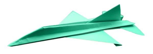 Paper plane v2