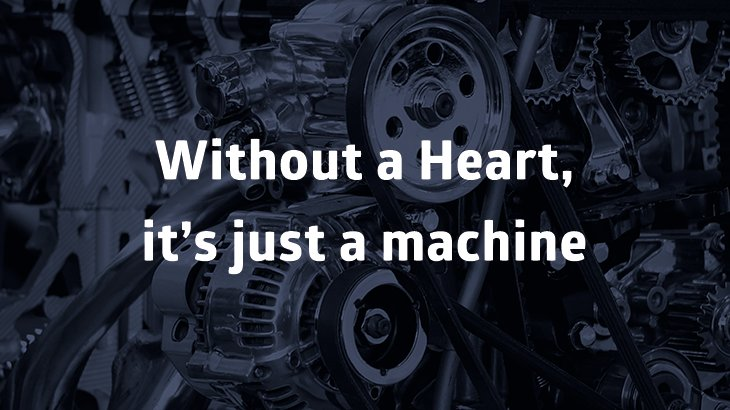 Without a heart